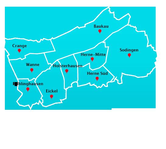Herne Karte.Hausmeisterdienst Touren In Herne Hausmeisterdienst In Bochum